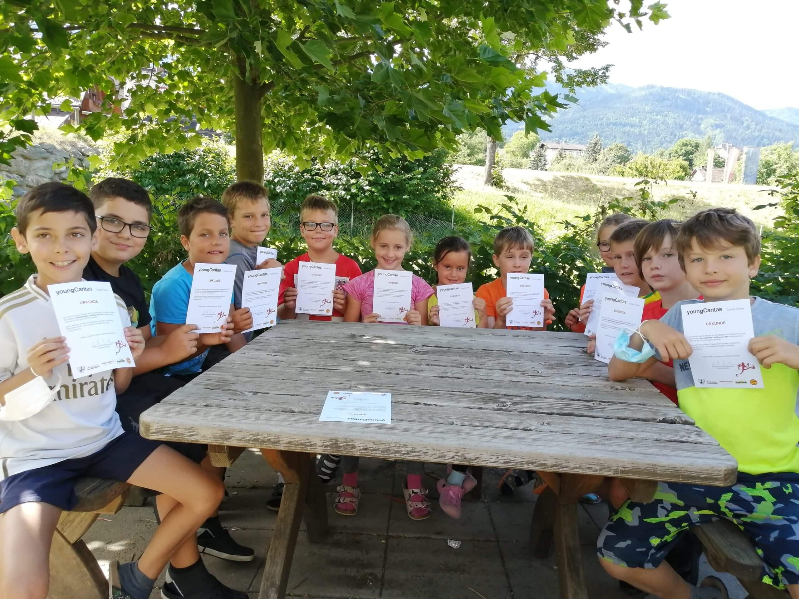 Laufwunder Volksschule Gödersdorf