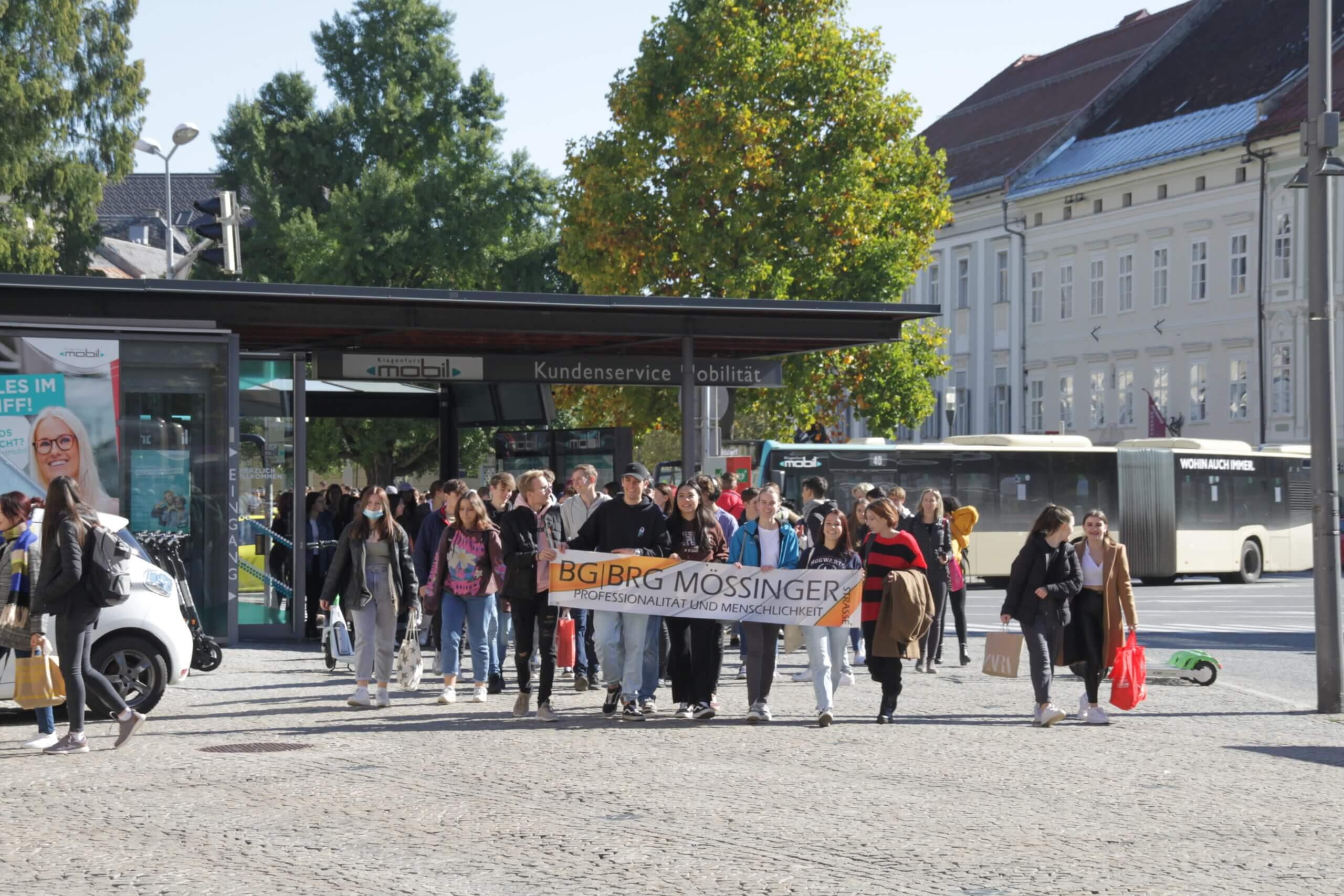 Aktion Kilo 2021 BG/BRG Mössingerstrasseen (1)